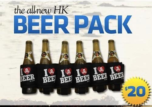 HK Beer Pack