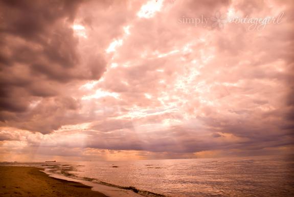 Cloud-Filled Skies