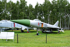 """Red 11"" (joseluiscel (two million views)) Tags: soviet interceptor sukhoi monino flagon su15"