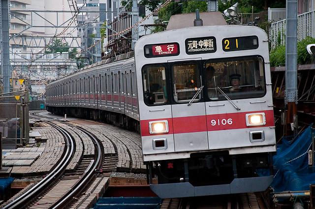 東急電鉄東横線9000系 9006F