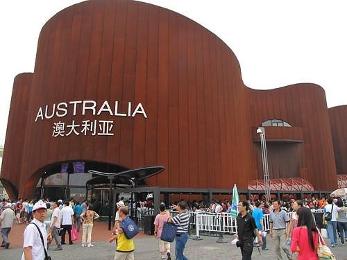 Australia Pavillion