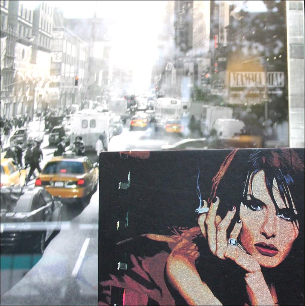 Mamma Mia! ~ Through the Bookstore's Window ~ New York ~ Paris ~ MjYj