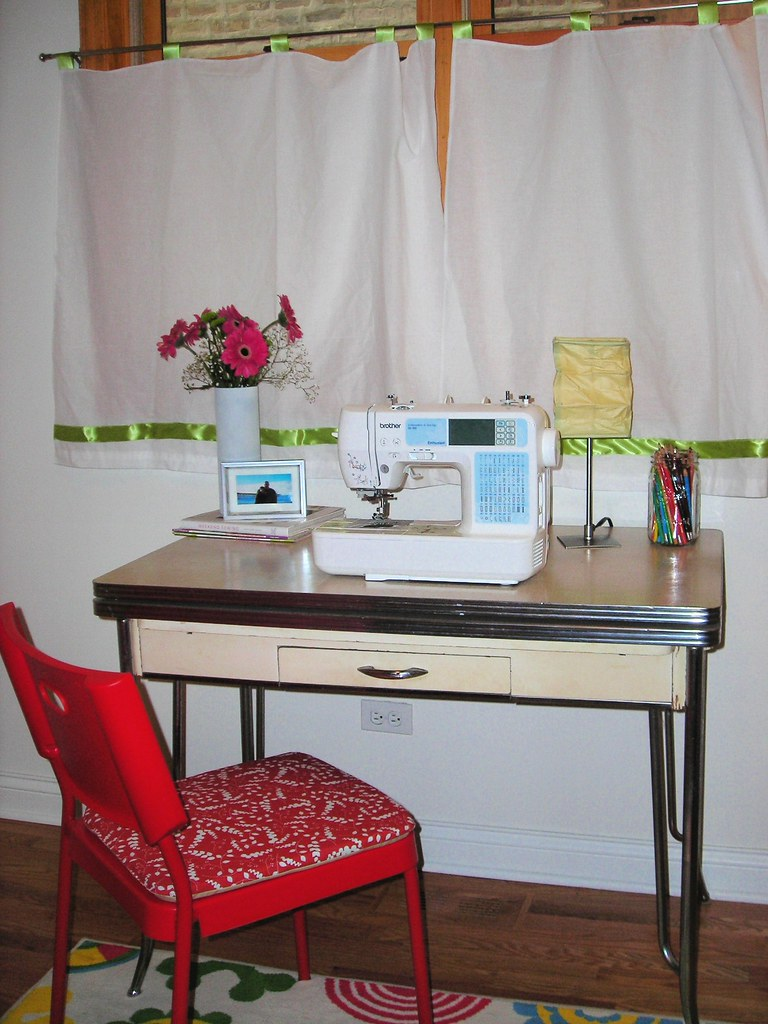 Craft room Sewing Area