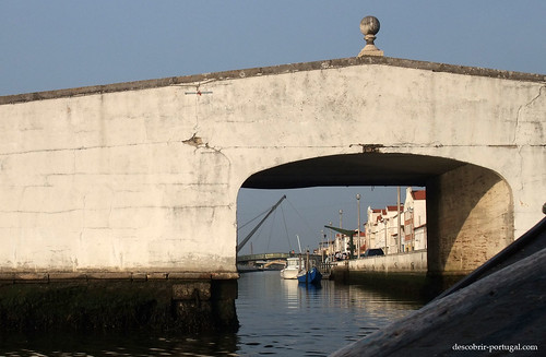 Channel entrance of São Roque