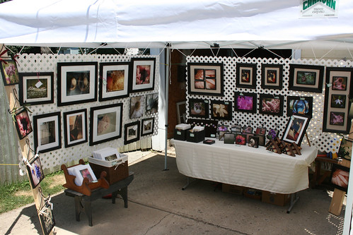 My Fine Art Booth1 by you.