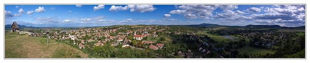 Nógrád village