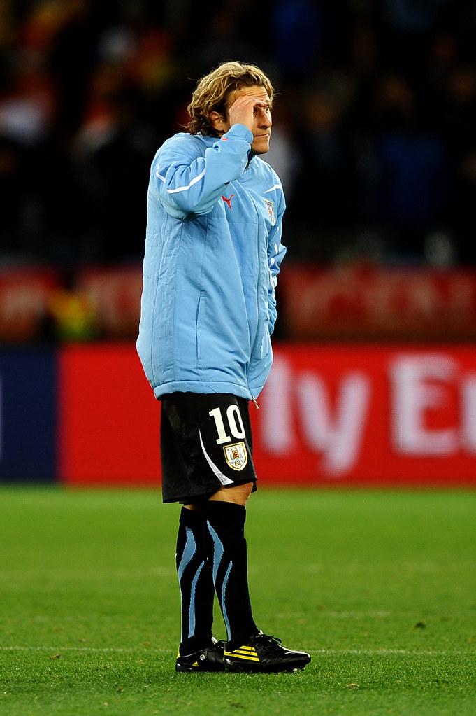 Holanda Uruguay Diego Forlán Final