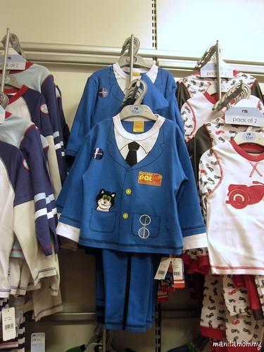 postman pat outfit