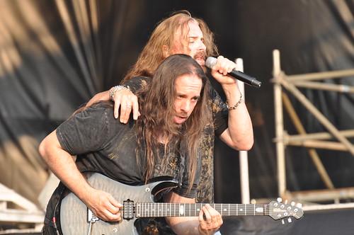 Dream Theater at Ottawa Bluesfest 2010