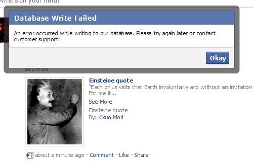 Los mejores fails de Facebook.