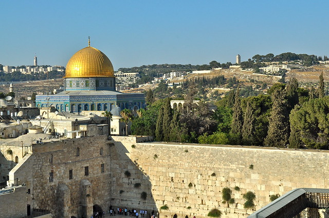 Western Wall & The Dome of the Rock