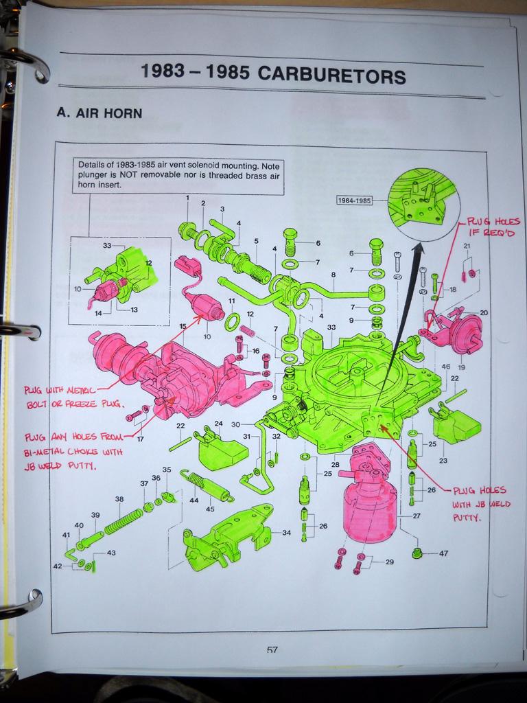 How To Strip Down A Nikki Carb Mazda Rx7 Forum 83 Engine Wiring Diagram