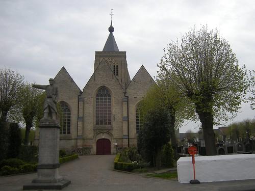 Sint-Audomaruskerk, Alveringem