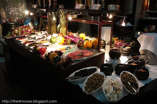 Fogo Samba - Salad & Appetizer Buffet