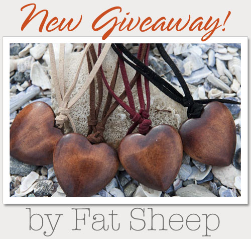 Fat Sheep Giveaway