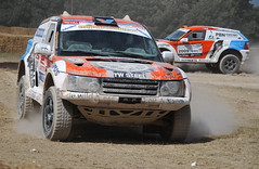 Dakar Rally Cars, Goodwood (Peter Cook UK) Tags: goodwoodfestivalofspeed dakarrallycars