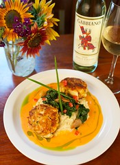 Pan Seared Jumbo Lump Crab Cakes