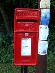 LA7 204 - Storth, Cockshot Lane 100620 (maljoe) Tags: postbox royalmail eiir la7
