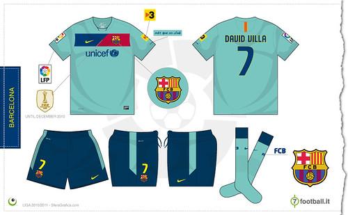445ffa3972d Fc Barcelona 2010 Kit – Idea di immagine del club fc