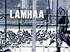 [Poster for Lamhaa]
