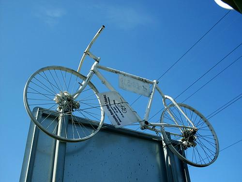 Altar bicicleta