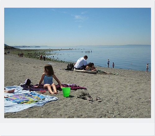 Marina Beach - Edmonds