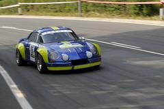 Renault Alpine A110 (enekotas) Tags: cars race coches subida rallye carrera renaultalpine urkiola