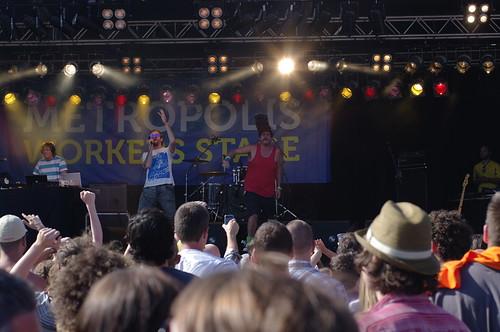 Jack Parow @ Metropolis Festival 2010