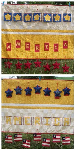Kathleen Quilts Project - Both ways