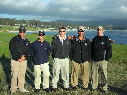 osu at pebble beach 2010