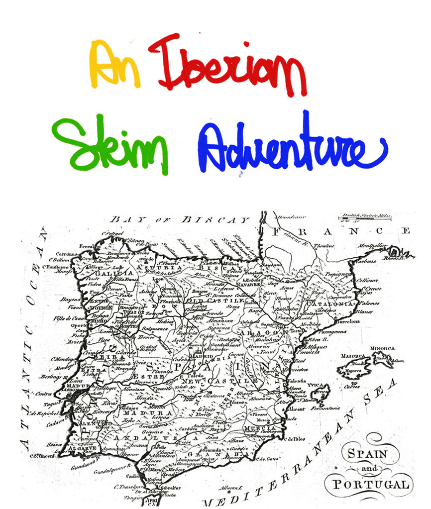 An Iberian Skim Adventure