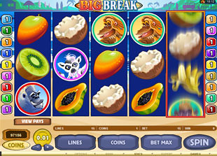 Big Break slot game online review