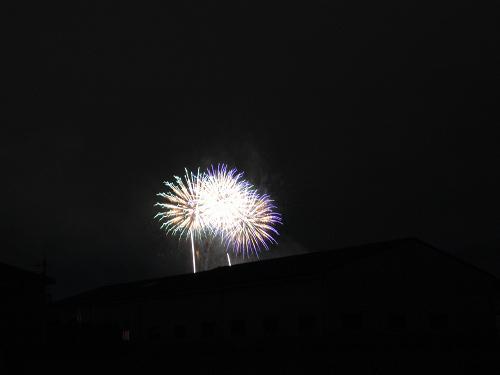 野口保食神社夏祭り(花火大会)-09