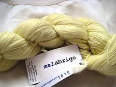 Malabrigo Lace - Butter