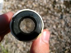 DIY Platypus Pre-Filter Cap