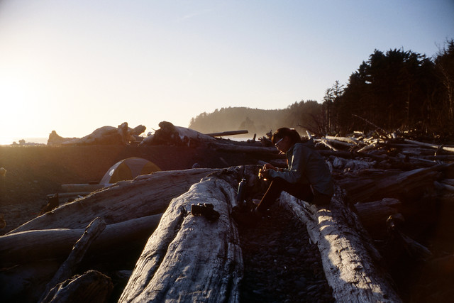 July 5 - Day 2 - Rialto Beach, Washington