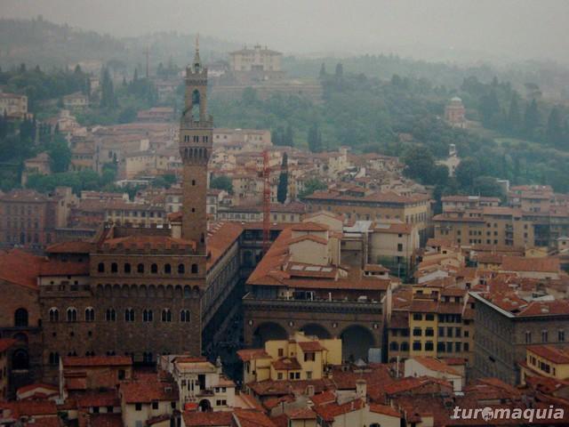 Vista desde Campanario