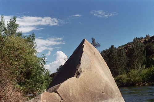 """triangle rock"""