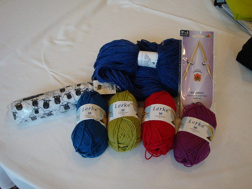 Knit Crochet Show Haul