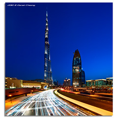 iDubai (DanielKHC) Tags: blue light 3 digital interestingness high nikon dubai dynamic curves uae trails explore khalifa hour range dri hdr burj blending d300 dubaimall danielcheong danielkhc vertorama tokina1116mmf28 gettyimagesmeandafrica1