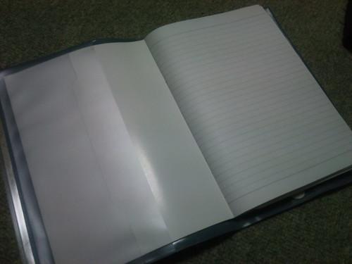 やっぱりノート?