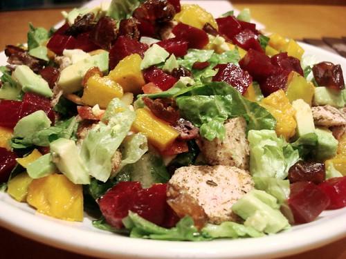 CPK morrocan chic salad 2