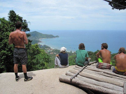 Lookout point Koh Tao
