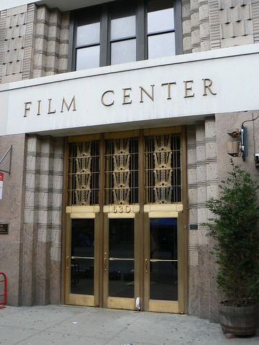 Film Center, NYC