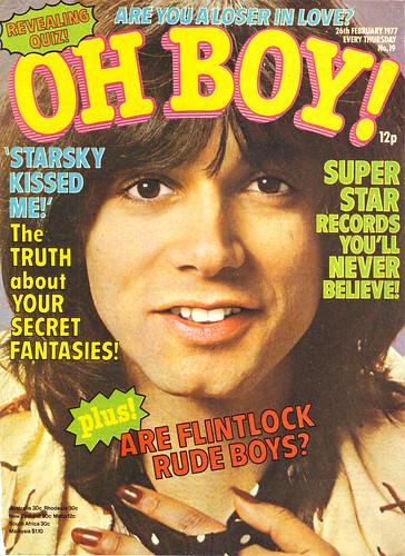 all boy  magazine
