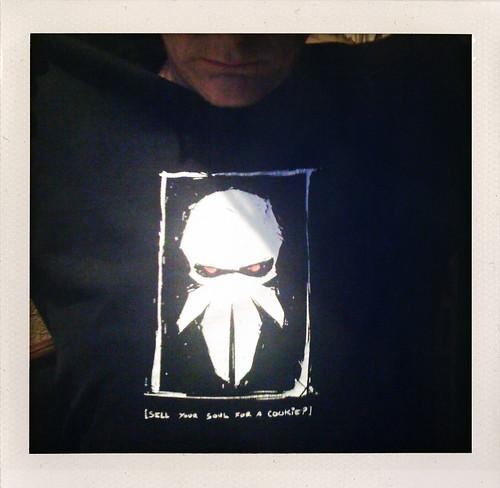 Geof's t-shirt