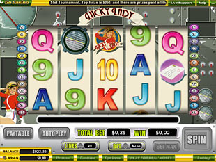 Lucky Lady slot game online review