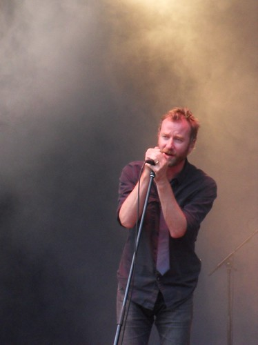 july 8. [matt berninger, the national.]