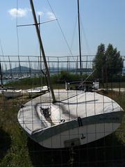 les bateaux a voiles (alainalele) Tags: france de la internet creative lac commons bienvenue lorraine licence meuse presse bloggeur madine paternit
