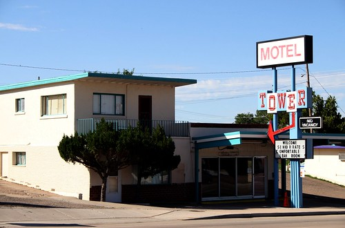 the tower motel